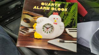 reloj despertador antiguo