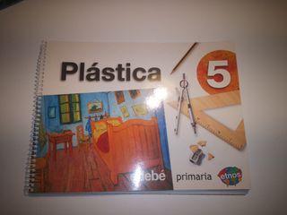 Libro PLÁSTICA - 5° Primaria