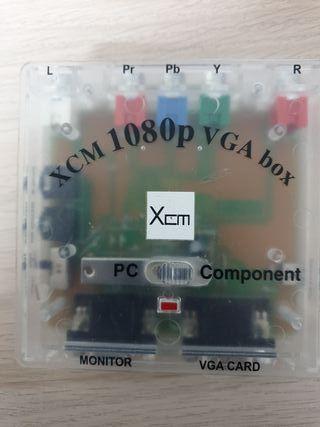 Xcm 1080p vga vox