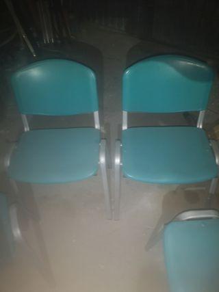 sillas interior o exterior