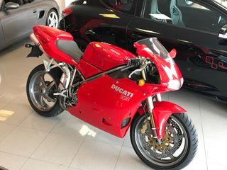 Ducati 998 testastreta 29.000 km