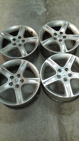 Llantas 17 5x114,3 Lexus