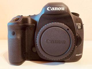 Cámara Canon EOS 5D MKIII