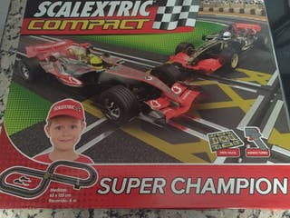 Scalextric Compact Superchampion