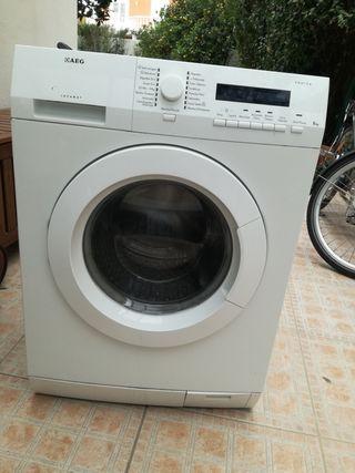 Lavadora AEG 8kg
