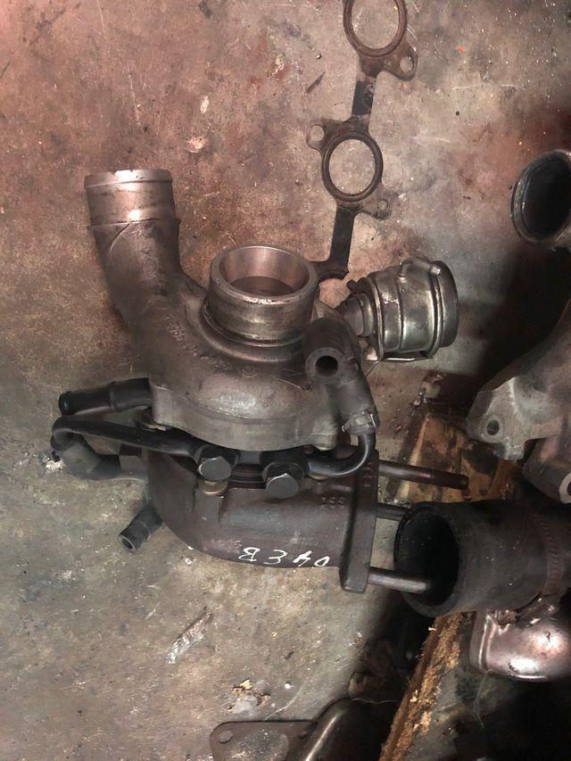 Turbo Hyundai Santa Fe d4eb