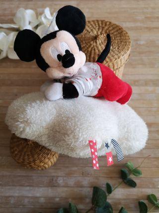 juguete Mickey Peluche bebe musical