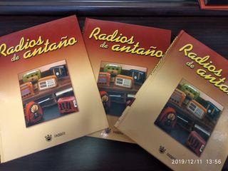 Colección replicas radios antiguas