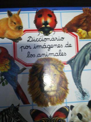 Diccionario por imágenes de los animales