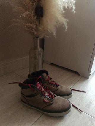 Zapatillas vans número 34