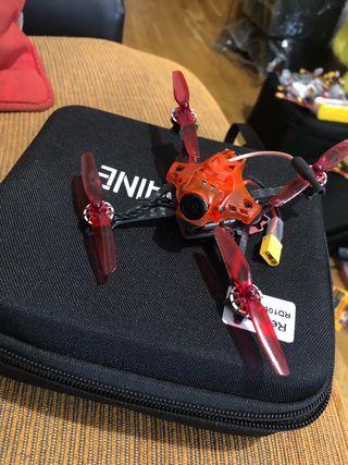 Dron Eachine Reddevil Frsky
