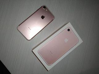 Iphone 7 + Apple Watch Series 3