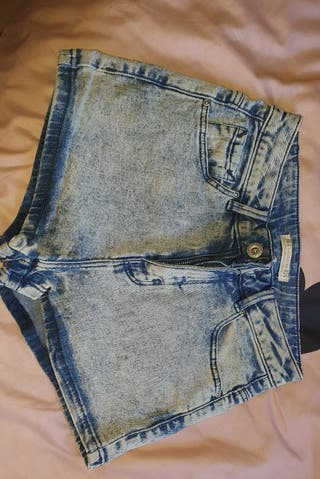 Shorts denim Pull and Bear