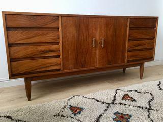 Mueble aparador vintage mid century