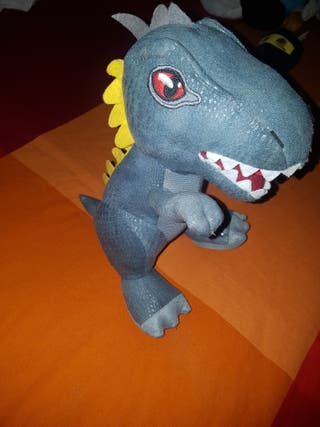 peluche JURASSIC WORLD