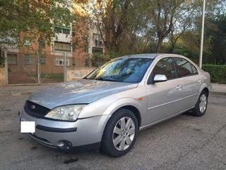 FORD Mondeo 2.0I 145cv GHIA 5p (gasolina B)