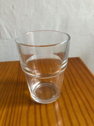6 vasos