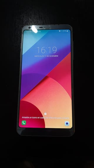 LG G6 Como nuevo
