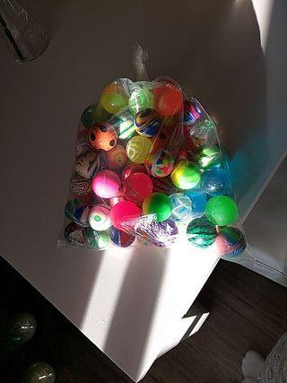 bolsa de pelotas