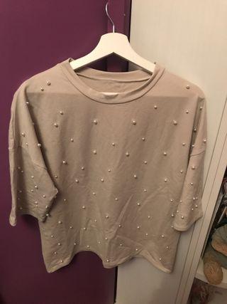 Camiseta Perlas
