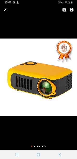 Proyector 800 lumen 1080P