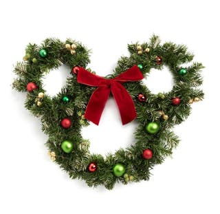 Corona de Navidad Mickey Disney Primark