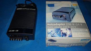 Adaptador de corriente de 230 24v