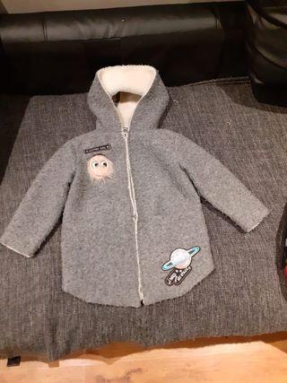 abrigos niña de 4 a 6 años