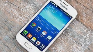 Samsung Galaxy Trend Plus. Libre.