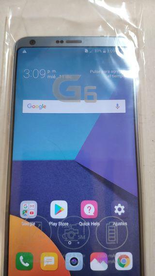 Movil LG G6 - 32GB 4GB RAM Snapdragon 821