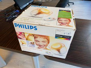 Lámpara de luz ambiente LED Philips LivingColors