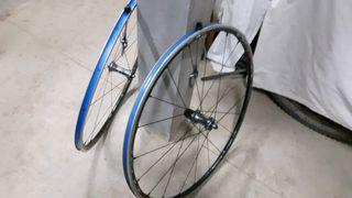 Vendo llantas de bici de carretera