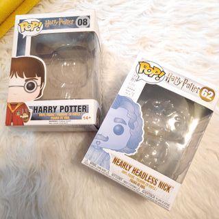 cajas de funko pop Harry Potter