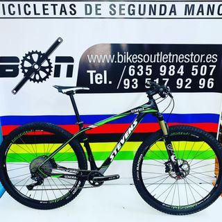Bicicleta Stevens Sonora es carbon 29
