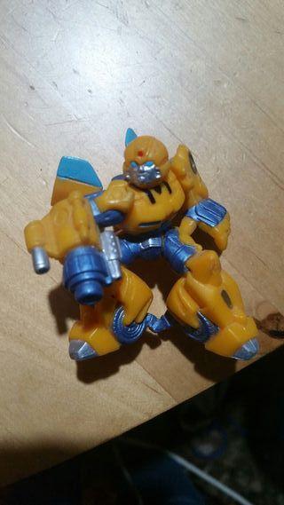 Bumblebee Robot Heroes Transformers