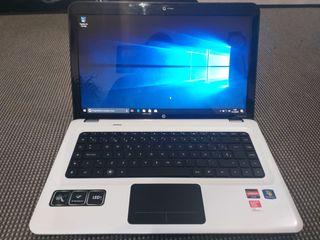 portatil HP pavilion dv6 500gb 4ram 2.20 GHz