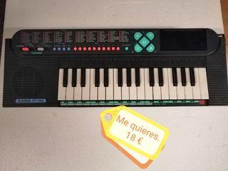 órgano Casio