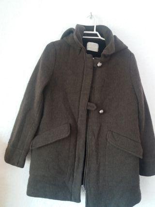abrigo de niña talla 11 12