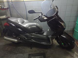 Yamaha xmax 250,año 2006