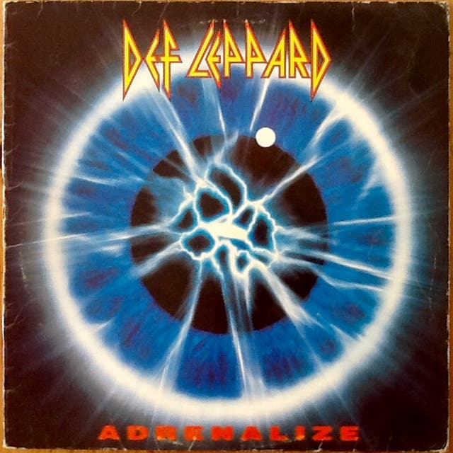 """DEF LEPPARD """"ADRENALIZE"""" LP"""
