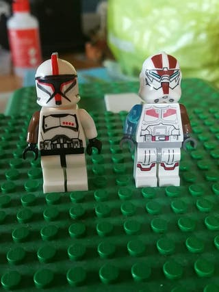 Clone Troopers Compatible Lego