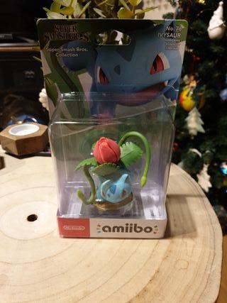Amiibo Ivysaur
