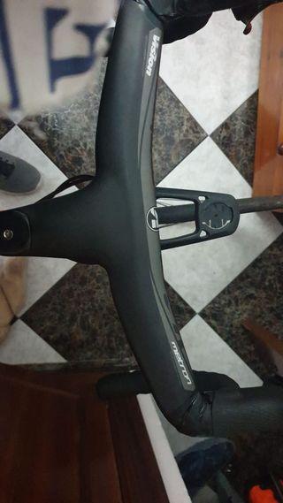 bicicleta carretera bh g7