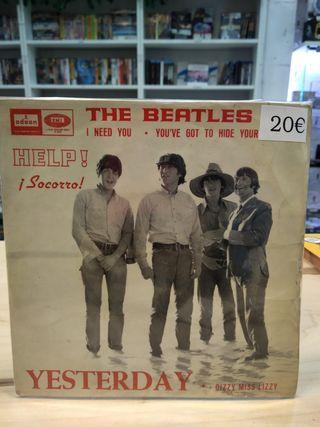 LP SINGLE THE BEATLES
