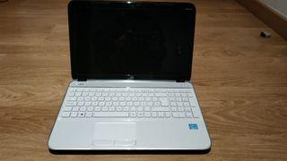 portátil HP Pavilion g6 i7 blanco