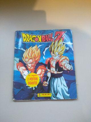 álbum dragón ball z4
