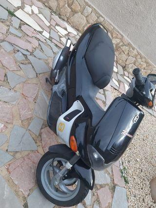 MOTO 50cc Gilera Runner