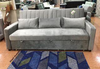 Sofá-cama chaise-longue [MIKEY]