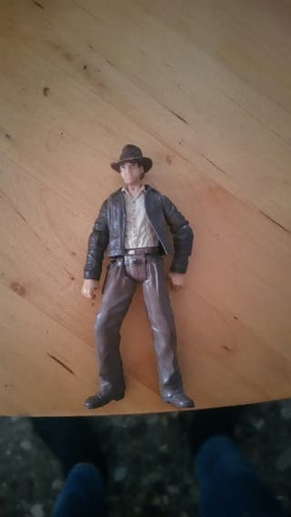 Indiana Jones Hasbro 2007 figura