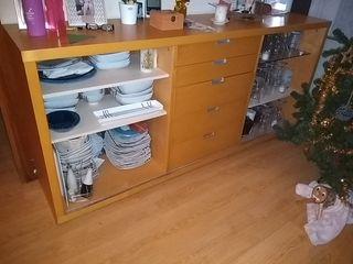 Vendo conjunto de muebles de comedor